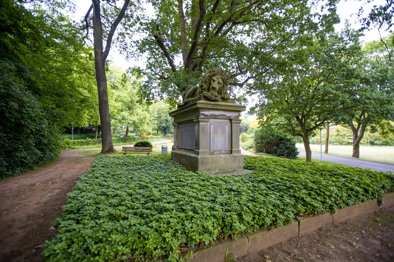 Kriegerdenkmal Bad Helmstedt