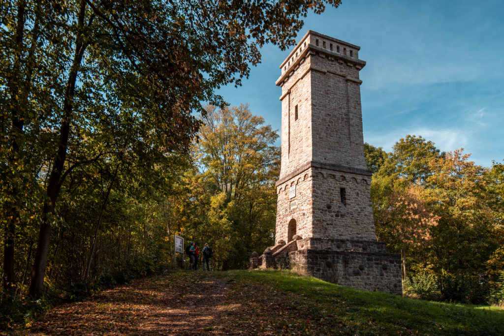 Heeseberg Turm und Heeseberg Museum gehören zu den interessantesten Orten im Braunschweiger Land.