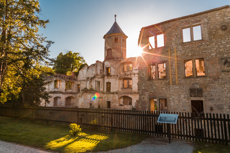 Schlossruine_Harbke