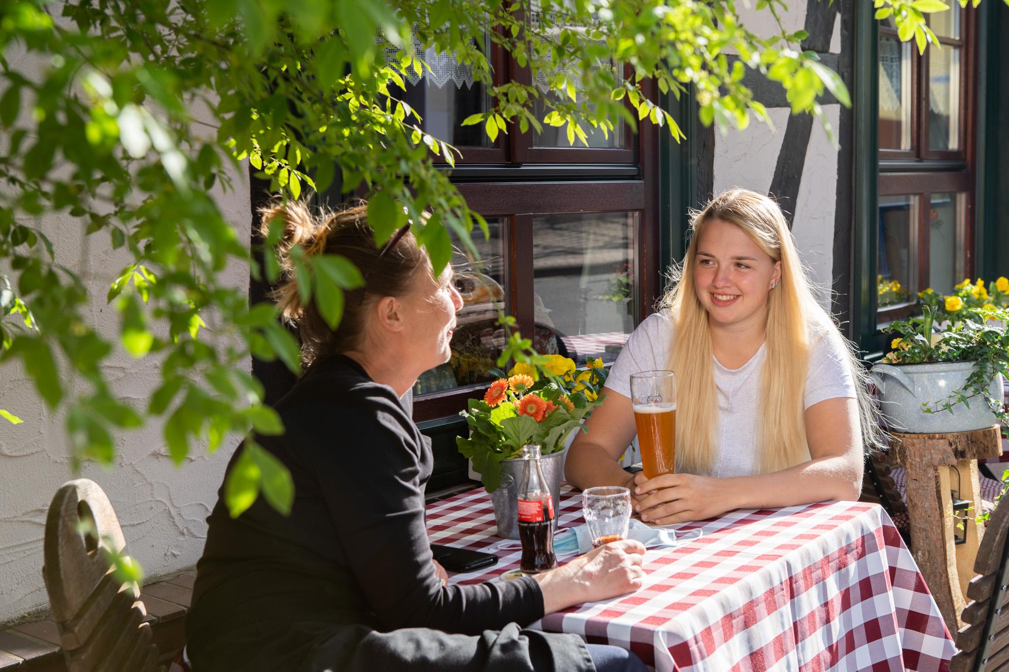 Ein Ausflug zu wie in Omas Küche in Schöningen.