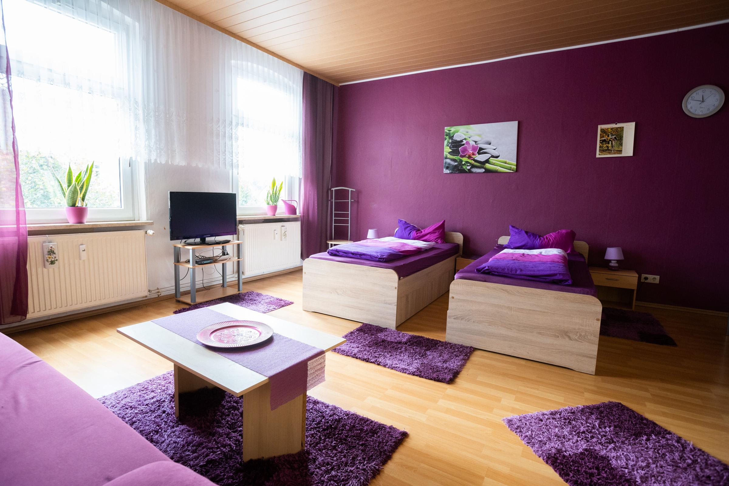 Ferienwohnung Haus Risy in Oschersleben