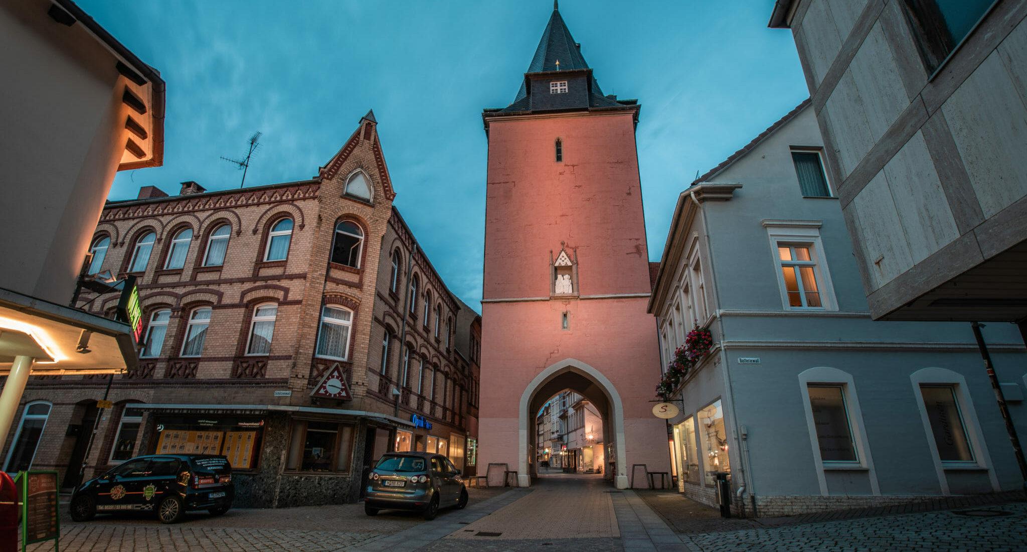 Hausmannsturm Helmstedt
