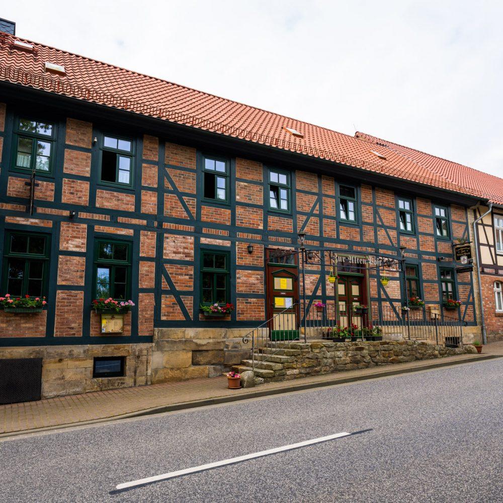Landgasthaus zur alten Post in Ummendorf