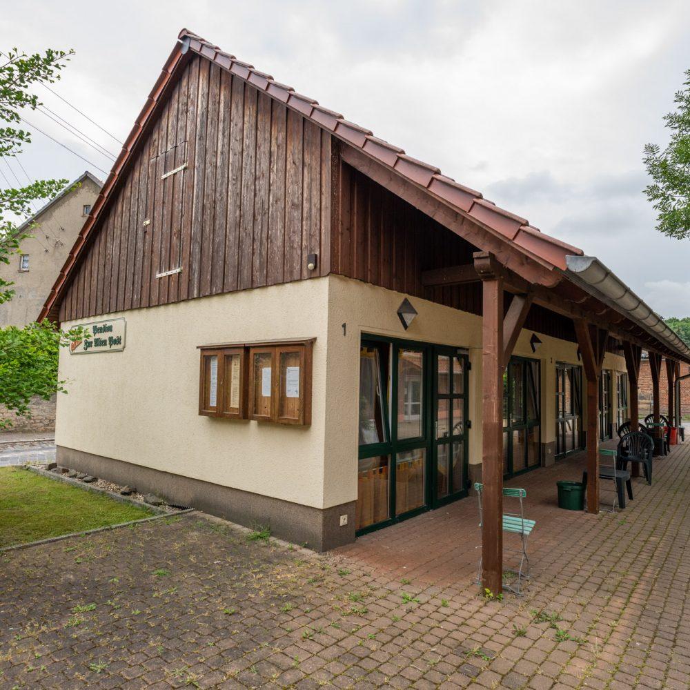 Pension zur alten Post in der Jugendbauhütte Ummendorf